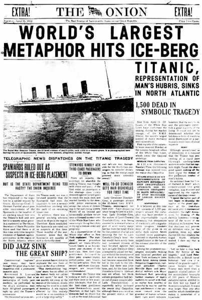 titanic critical review essay Before titanic's release, various film critics predicted the film would be a  significant disappointment at the box office,.